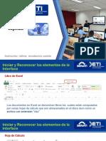 Excel Básico - definición y ejemplos prácticos