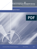 2019 Federal Employee Viewpoint Summary Report