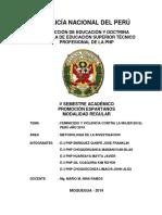 Metodologia de La Investigacion Monografia