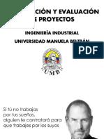 Introducción a La Formulación y Evaluación de Proyectos