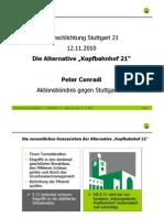 Stuttgart 21 Schlichtung - [4] 2010-11-12 - Peter Conradi
