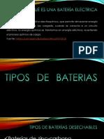 baterias informatica