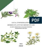 Guias Plantas Medicinais USP