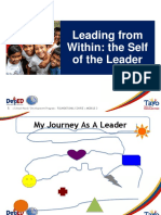 Leadership Module 3