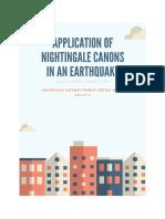 Clinical Scenario (Nightingale Canon)