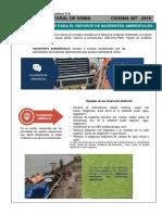 Charla Integral SSIMA -397 Conceptos Básicos Incidentes Ambientales