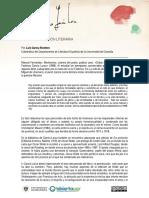 Modulo 1.1 La Formacion Literaria