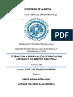 7307_TFM Extracción y Purificación de Polifenoles J.L.trillo