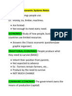 economic-systems-notes 2