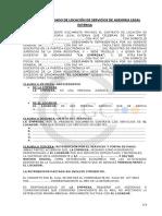Formato Contrato Asesoria Externa