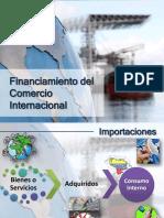 Financiamiento del comercios internacional