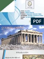Cultura Grecia