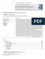 Stability of Biodiesel and Its Blends- A Review