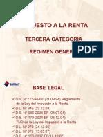 Material Regimen General