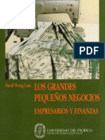 Empresas económicas de david can wong