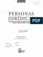 Persona Juridica Alberto Lyon
