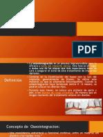 presentación de informe
