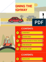 Designing the Highway