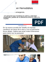 PCR en Dialisis