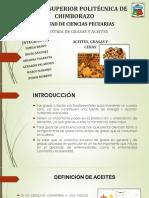 DEFINICION DE GRASAS,ACEITES Y CERAS