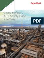 Altona Safety Case Summary