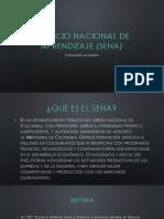 Servicio Nacional de Aprendizaje (SENA)