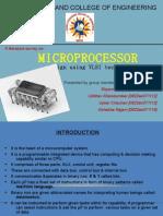 MICROPROCESSOR DESIGNING by UPKAR