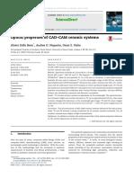 Propiedades Ópticas de Los Sistemas Cerámicos CAD – CAM.