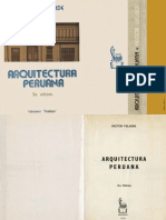 Arquitectura Peruana - Héctor Velarde Bergmann - 1946