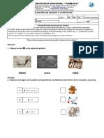 Evaluacion Lengua Octavo Parcial1 Adaptacion