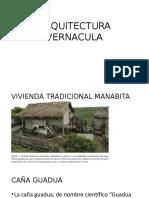 ARQUITECTURA VERNACULA(1)