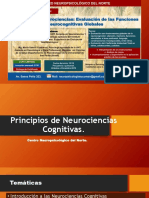 2019 Diapositivas de Primera Clase Introduccion a Las Neurociencias Cognitivas