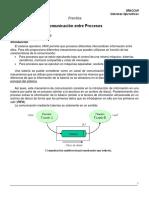 Práctica 7 _ Comunicación Entre Procesos