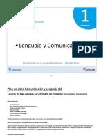 6 PLAN DE CLASE - COMUNICACIÓN Y LENGUAJES 1ro primaria.docx