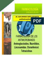 CLASE 23. Macrolidos y Aminoglucosidos I