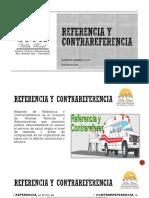 Referencia y Contrareferencia