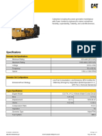 CAT32 1.25MVA Technical Data Sheet 12 leads out 240V