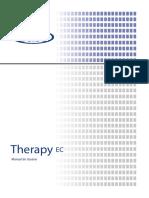 Therapy EC. Manual Do Usuário