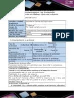 Guía de Actividades y Rúbrica de Evaluación - Tarea 2 - La Comunicación Asertiva en El Ejercicio Docente