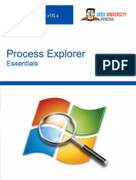 Process Explorer Essentials - Antun Peicevic