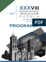 Programa Completo AMR 2019 Retina