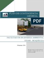 Plan de Contingencia y Seguridad Unam Ingenieria Ambiental