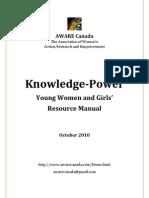 AWARE Resource Manual_Online Ver