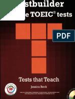 Testbuilder for the TOEIC Tests - Macmillan English