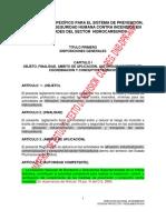 reglamento hidrocarburos