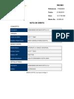 05 PAGO CONDOMINIO  MAYO 2019 APTO 4 4 4.pdf