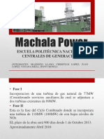 C.H. machala power