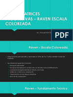 Test de matrices progresivas Raven