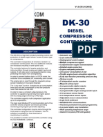 Datakom DKG30 manual