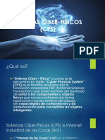 Sistemas Ciber Fisicos